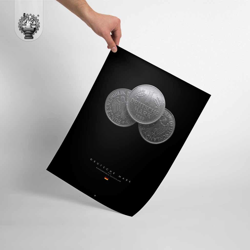 Deutsche Mark Poster Produktbild 5