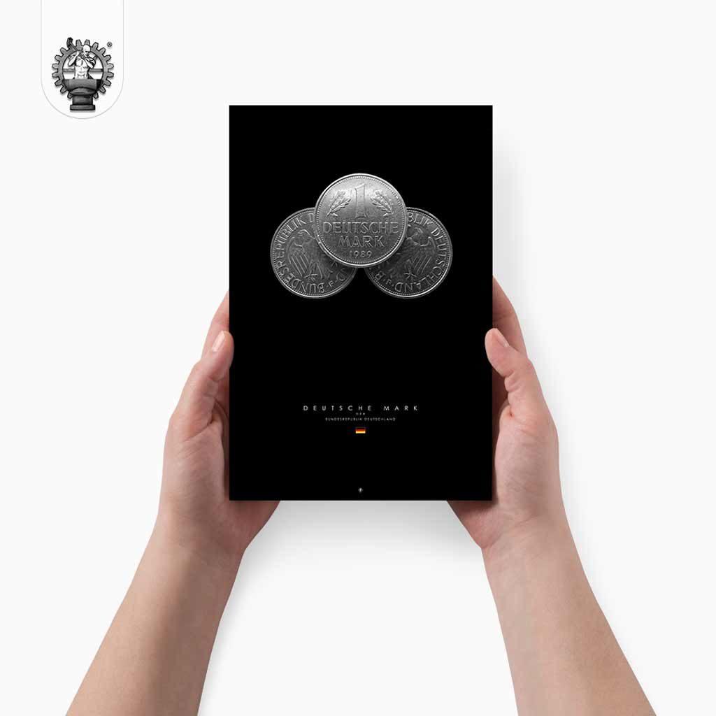 Deutsche Mark Poster Produktbild 6