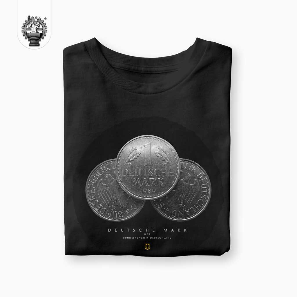 Deutsche Mark T-Shirt Produktbild